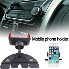 Universal Vehicle-Mounted Phone Holder Car GPS Bracket For CD Slot Mobile Accs