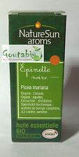 NatureSun Aroms - Huile essentielle d'Epinette noire Bio - 10 ml