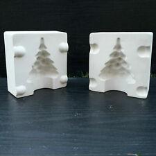 Gipsform Gießform für  Keramik  kl. Tannenbaum H. 9 cm  Nr. 9060