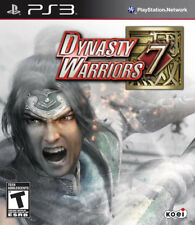 Dynasty Warriors 7 PS3 New Playstation 3