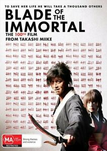 Blade Of The Immortal DVD