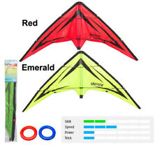 45 Inch Quick Red Stunt Kite from HQ Kites 102160