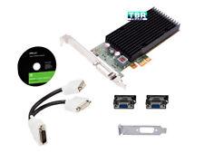 PNY NVIDIA Quadro NVS 300 512MB DDR3 PCI-E VCNVS300X1-PB Video Graphics Card