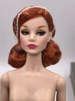 Fashion Royalty Friend or Foe Poppy's Friend Ginger Gilroy Nude Doll Cream Skin