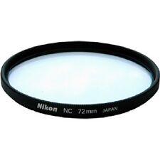 Nikon NC-72 Neutral Color Filter 72mm Protector Reflection Reducing Original New