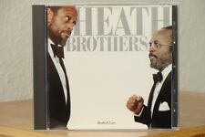The Heath Brothers Brotherly Love  Cd Sehr gut