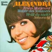 "Alexandra - Erstes Morgenrot (7"", EP, Club) Vinyl Schallplatte - 2893"