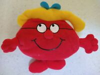 McDonalds Mr Men Reversible Happy Meal Collectible Toy Little Miss Contrary