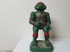Handmade TMNT Raphael Ninja Turtles Garden Statue