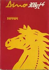 FERRARI Dino 308 gt4 instruction book 1978 Notice d'entretien manutenzione BA