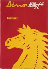FERRARI DINO 308 GT4 Instruction book 1978 notice d´entretien manutenzione BA