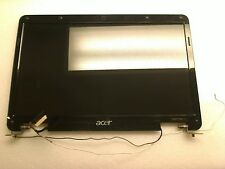 "OEM Acer Aspire 5517 15.6"" Complete LCD Screen Assembly Black W/Cables & Hinges"