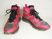 Nike Air Max Griffey Jr. Fury Voltage Cherry Youth Sz 7Y 501827-600