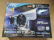 MSI N560GTX-Ti Twin Frozr II/OC 1GB GDDR5 Mini HDMI Dual DVI Graphics Card