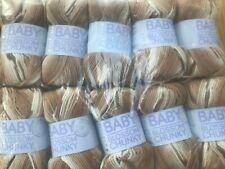 HAYFIELD BABY BLOSSOM CHUNKY 10 X 100 GRMS # SANDCASTLE 0364