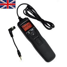 Timer Intervalometer Remote Shutter for Nikon D3 D200 D300 D300S D700 D800 D810