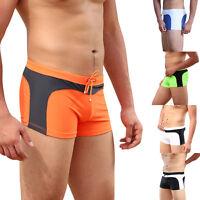 UN3F Sexy Men's Swimming Swim Trunks Shorts Slim Swimwear Pants