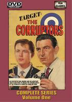 TARGET: THE CORRUPTORS - COMPLETE SERIES