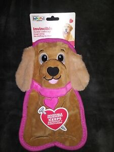 *NEW* Outward Hound 10' Invincibles Puppy 🐶  Squeaky Toy For Dogs