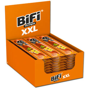 (18,38€/1kg) Bifi XXL, Snack, Salami, 30 Stück
