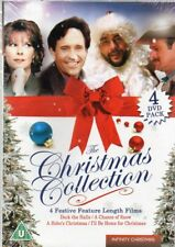 The Christmas Collection DVD - 4 Xmas Films - Brand New & Sealed
