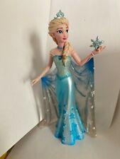 Disney Couture De Force Frozen Elsa Snow Queen Statue Figurine Let It Go + FREE