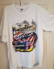 NEW WITHOUT TAGS AMERICAN DRIVEN RACE WITH PRIDE XL T SHIRT