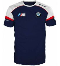 T-shirt BMW Motorsport M Power Motorrad Short Sleeve Official 3D Quick Dry Sale