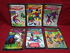 Spider-Man, Vols., 10, 11, 12, 13, 14, 16, 2006 Reprints of 1964