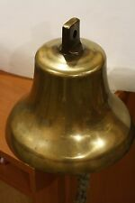 Antiques ship bell 1956 year
