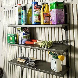 Lifetime Wall Shelves