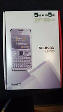 BRAND NEW, Nokia E72 Metal Gray Unlocked, Rare, Limited Edition, All network