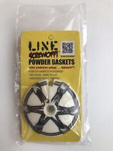 Line Skis Powder Ski Pole Baskets - Screwoff Screw Off