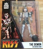 """BST AXN Features KISS: THE DEMON Destroyer Tour 5.5"""" Figure The Loyal Subjects"""