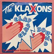 El CLAXONS - clap clap sound / rippie Dance - PRT Records 7p-290 EX+