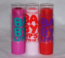 3x Maybelline buds Baby Lips Moisturizing Lip Balm -3 flavors