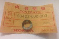 1988-1990 HONDA VTR250 CAM WAVE WASHER (10MM) 90403-KV0-003 NOS OEM