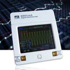 Mini Digital Oszilloskop LCD Pocket Oscilloscope DSO112A 2MHz TouchScreen USB