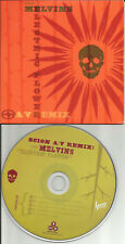 MELVINS Electric Flower 4 RARE REMIXES PROMO VERSION CD was Vinyl only release