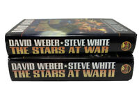 The Stars at War I & II by David Weber & Steve White-Megabooks