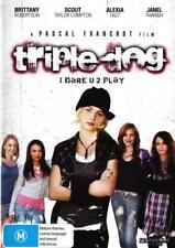Triple Dog  - DVD - NEW Region 4