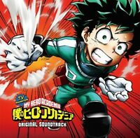 [CD] TV Anime My Hero Academia Original Sound Track NEW from Japan
