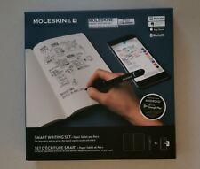 Smart Writing Set Moleskine M+ Bluetooth Paper Tablet & Pen+ PTSETAF NEW SEALED