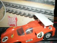 AILERON BLANC CHAPARRAL  JOUEF - SLOT CAR - CIRCUIT RECORD 64 ECH 1/43