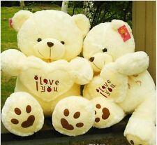 50cm géant large gros ours en peluche douce enfants jouets en peluche cadeau