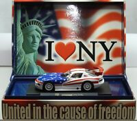 911 Commemorative Dodge Viper United in the cause of Freedom Fly 1/32 slot car