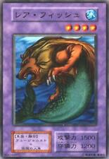 Free Shipping!! Mint Yugioh Rare Fish OP03-IT026 Italian