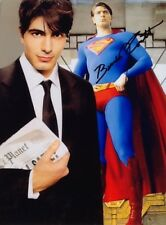Brandon Routh signed Superman Returns movie autograph Clark Kent/Daily Planet