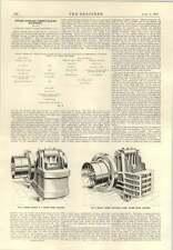 1915 Edgar Allen Cement Making Machinery