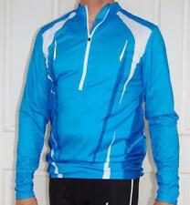 Men's Polyester Long Sleeve Loose Fit Cycling Jerseys